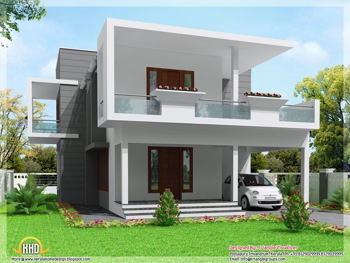 duplex house plans indian style in 1200 sq ft_9