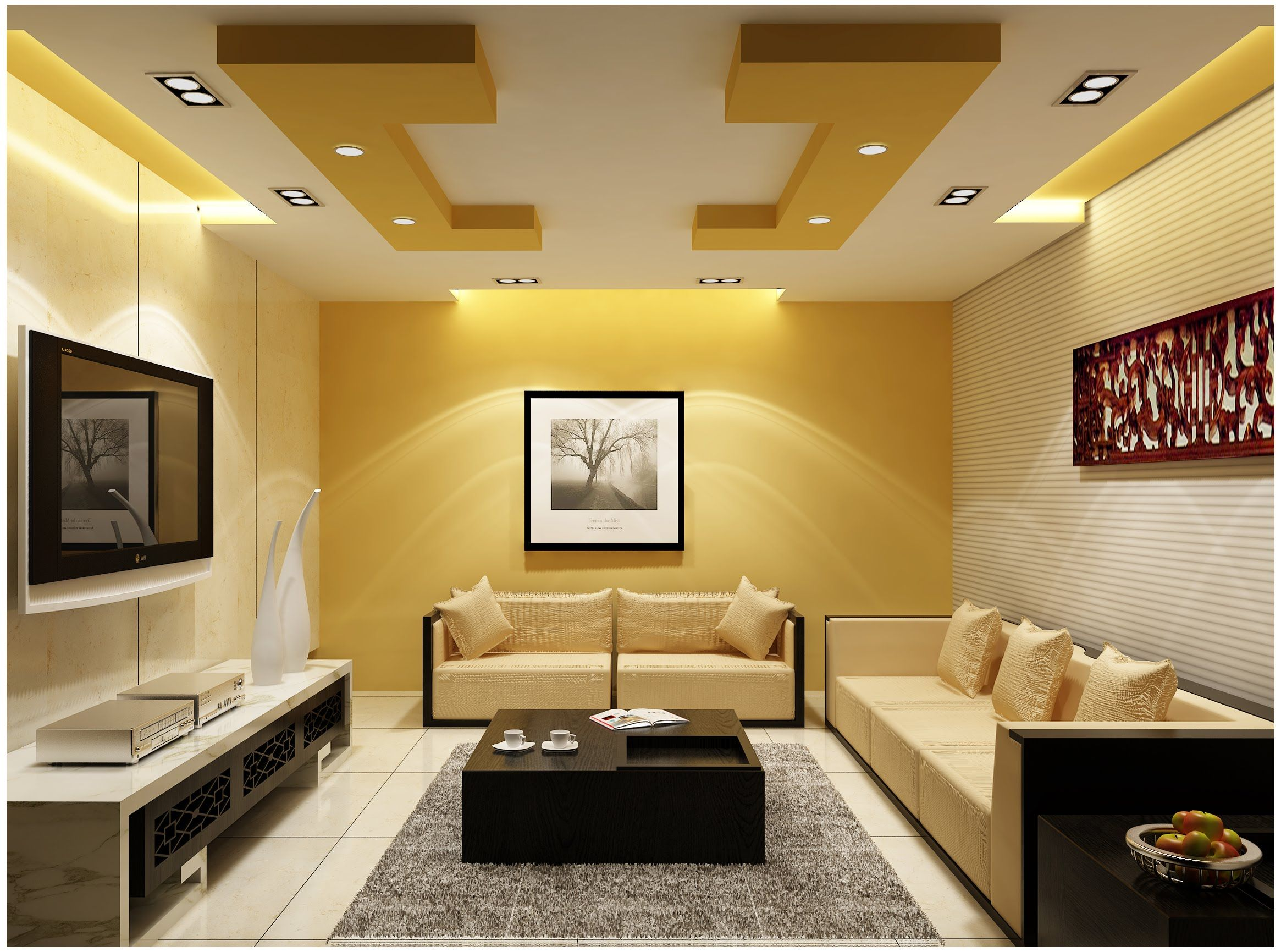 false ceiling designs for 13' x 10, room