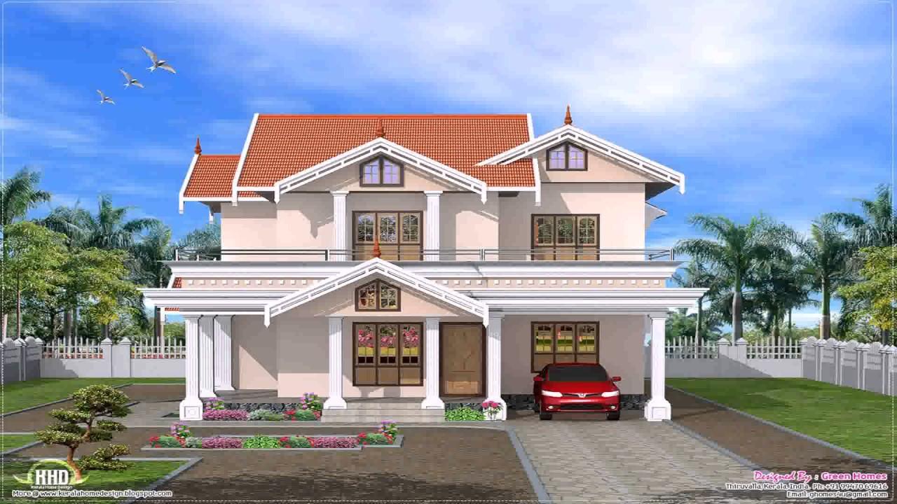 kerala style single story house photos
