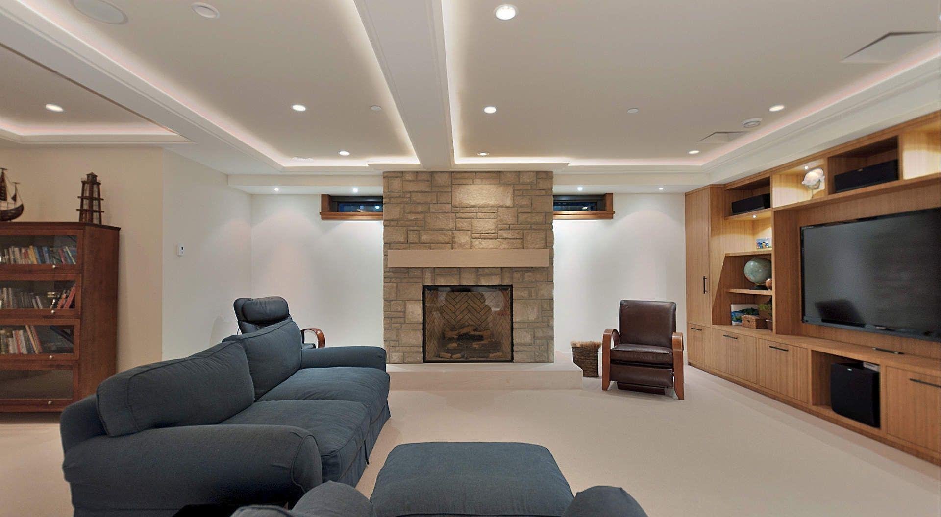 modern coffered ceiling ideas