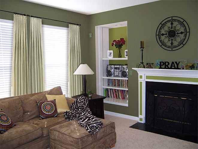 paint colors for living room green_18