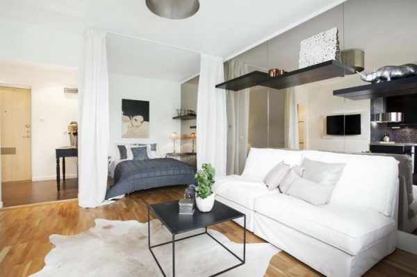Zoning of apartment