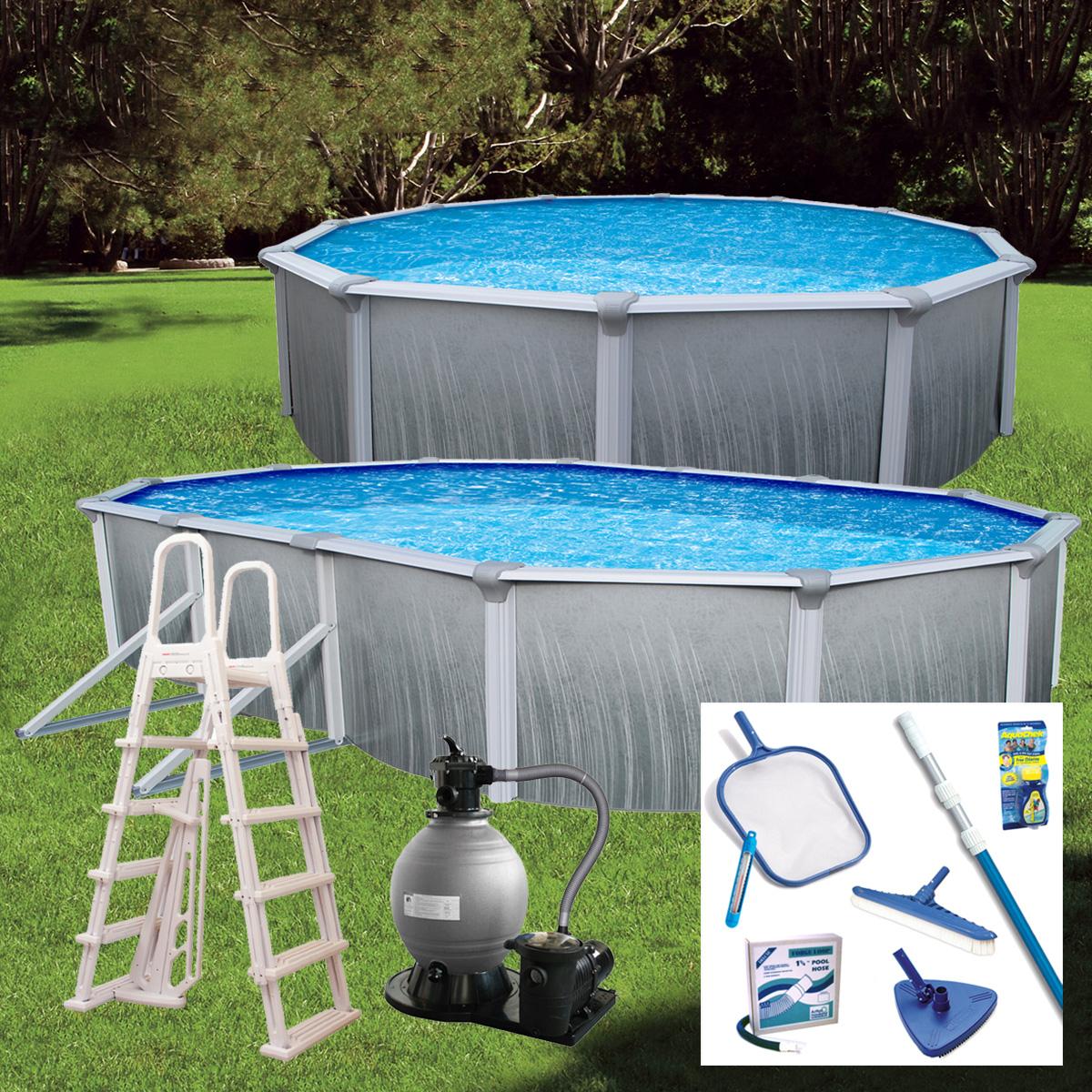 above-ground-pool-slides