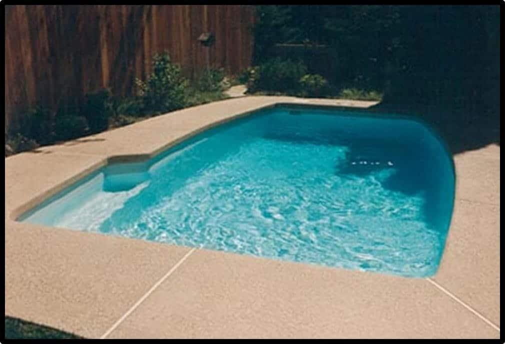 big inground pools