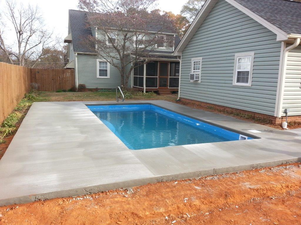 Inground Swimming Pools Ct Swimming Pools Photos