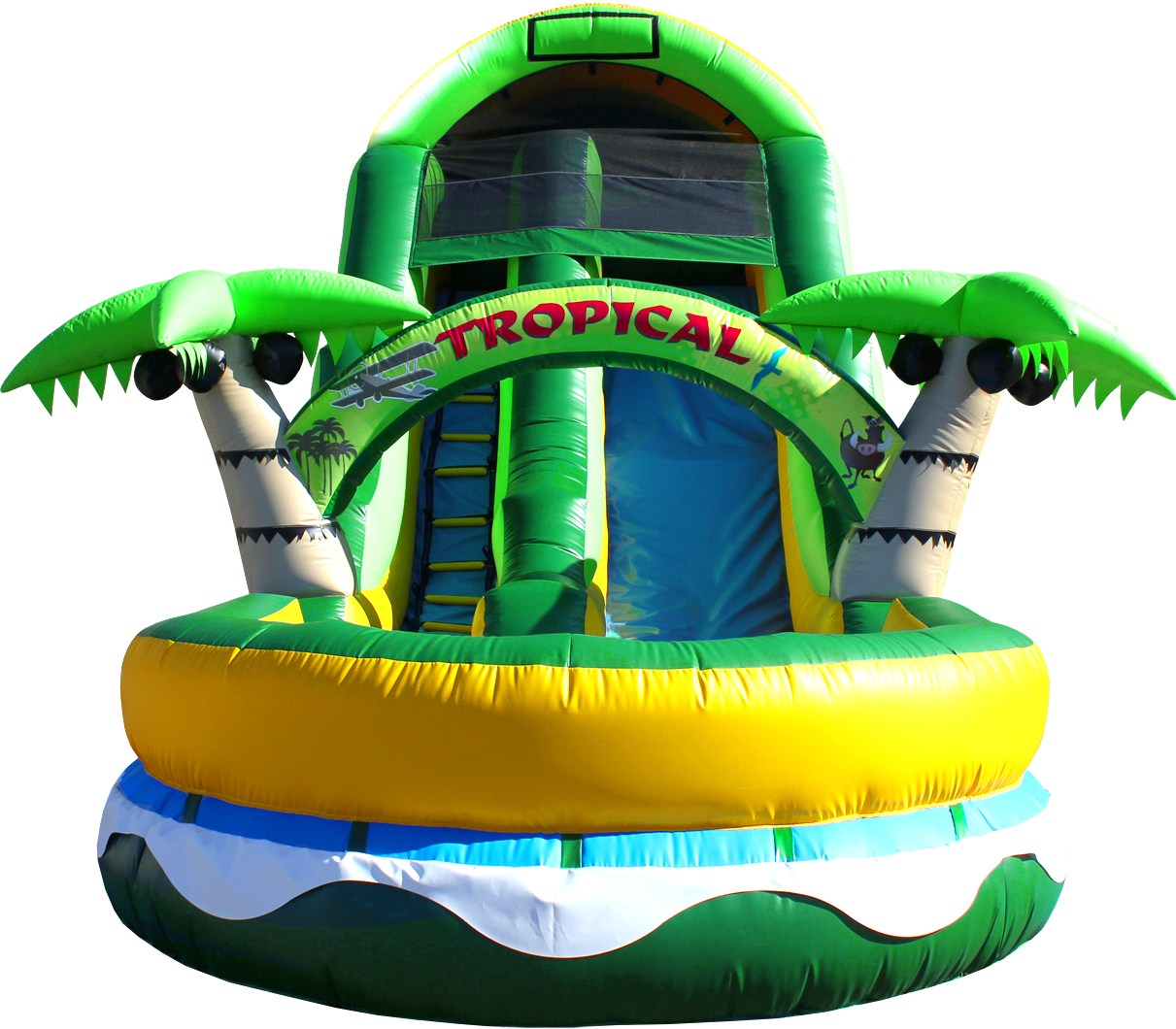 Inflatable Pool Slides For Inground Pools Swimming Pools