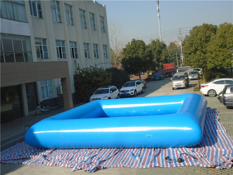 inflatable swimming pool slide