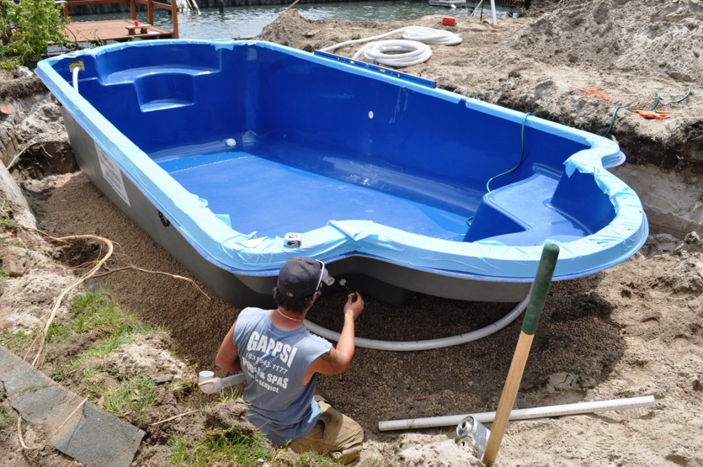 fiberglass – Swimming pools photos