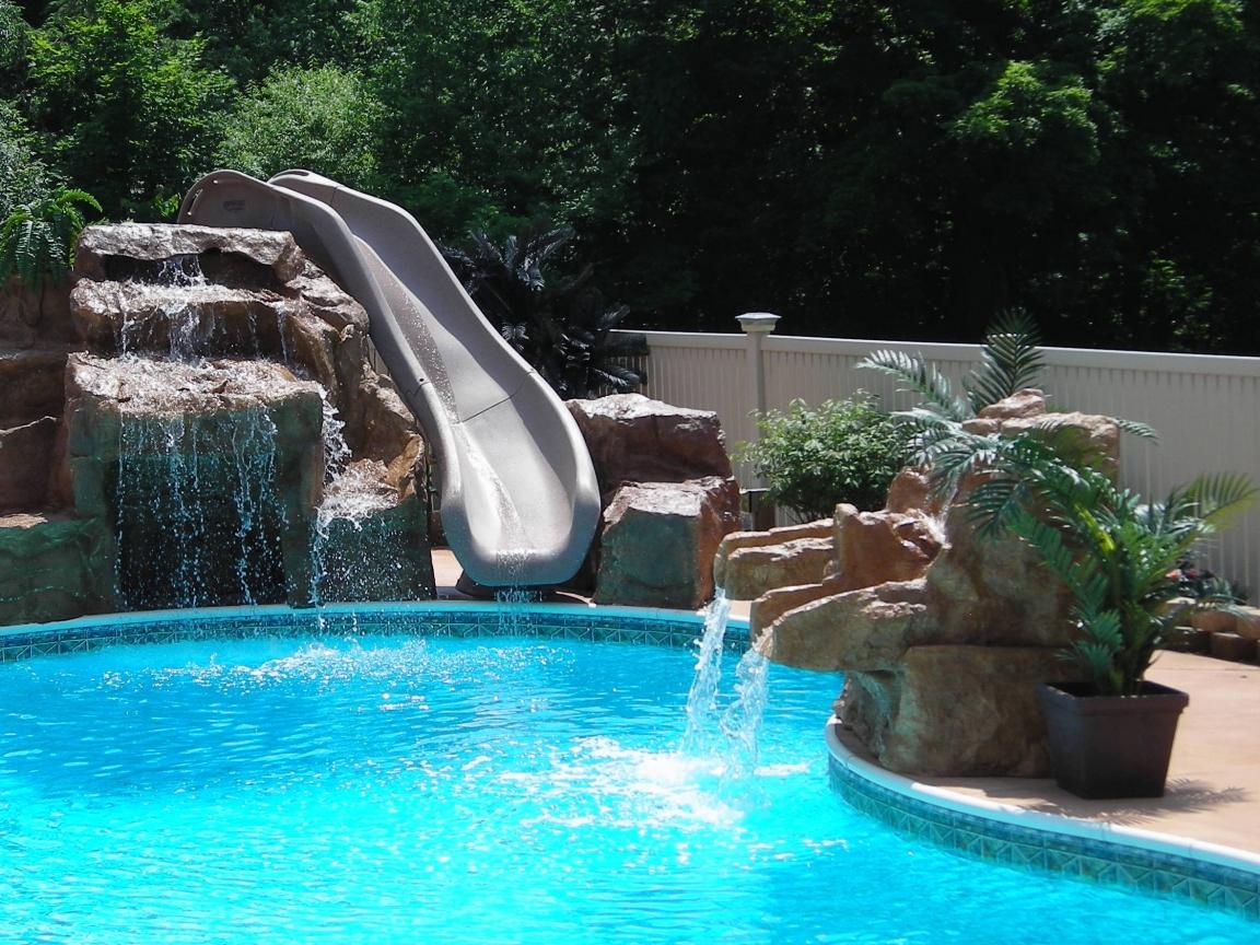 inground swimming pool ideas