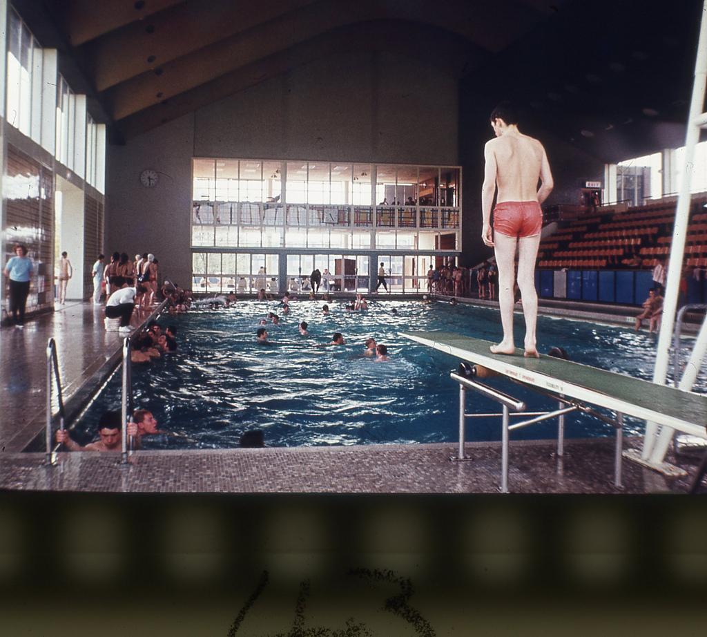 slide for pool